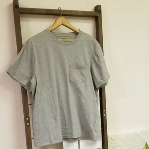 Urban Outfitters Gray Standard Fit tee
